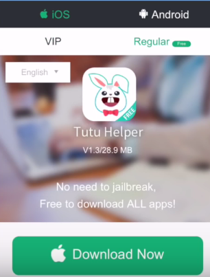 tutu helper ipad